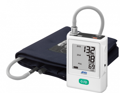 Lightweight Ambulatory Blood Pressure Monitor